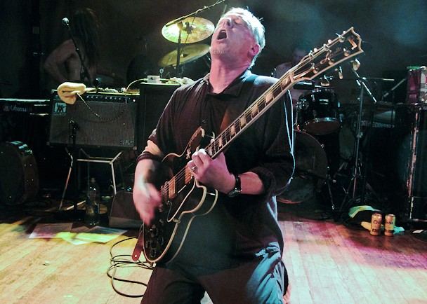 Swans Announce New 2011 Tour Dates