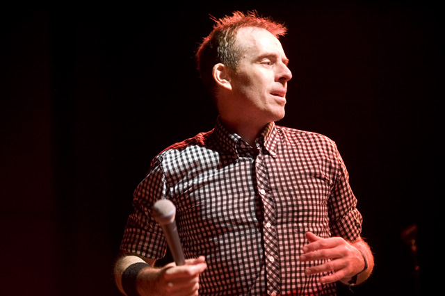 Ted Leo and The Pharmacists @ Pearl Theater