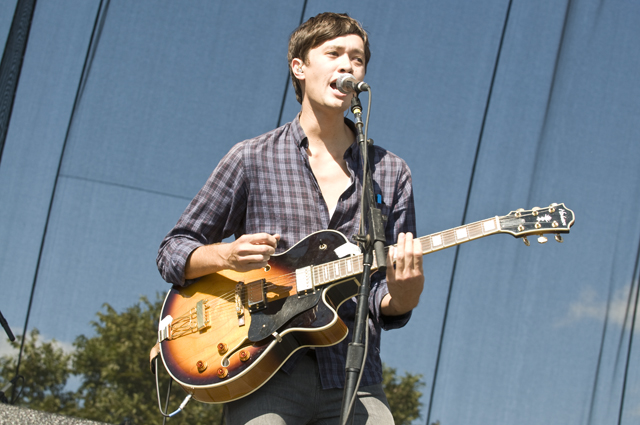 The Morning Benders @ Austin City Limits