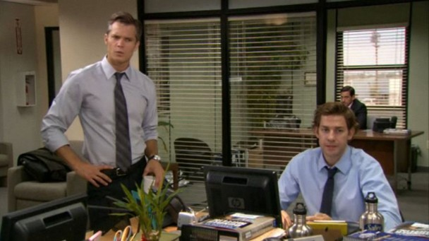 Timothy Olyphant On The Office