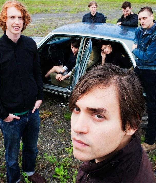 Arcade Fire PR 2010