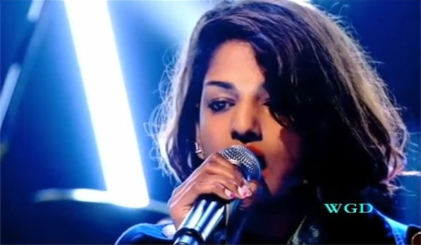 M.I.A. Joins The Specials On Jools