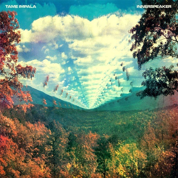 Tame Impala Innerspeaker Album Art