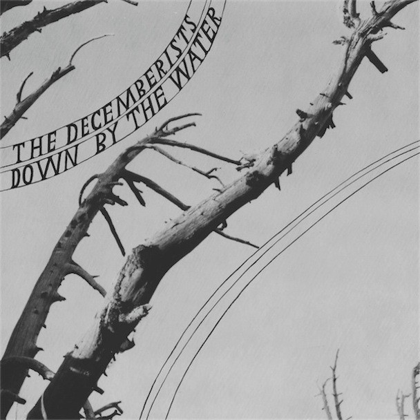 "The Decemberists - ""Down By The Water"" Album Art"