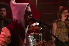 The Roots St Vincent Kid Cudi Jimmy Fallon