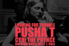 Kanye West - Looking For Trouble