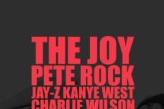 "Kanye West – ""The Joy"" (Feat. Pete Rock, Jay-Z, Charlie Wilson & Kid Cudi)"