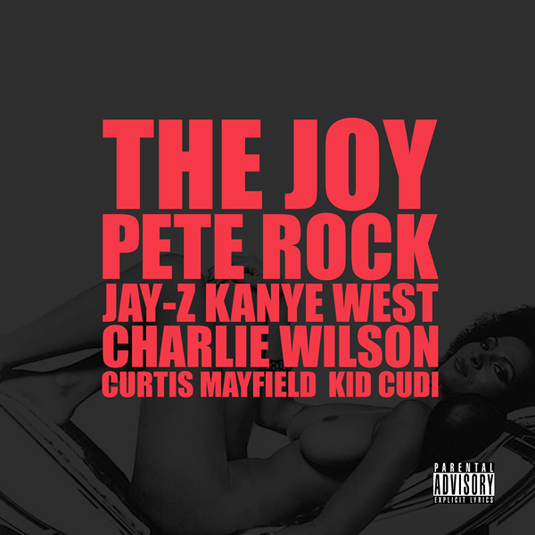 "Kanye West – ""The Joy"" (Feat. Pete Rock, Jay-Z, Charlie Wilson & Kid Cudi)"