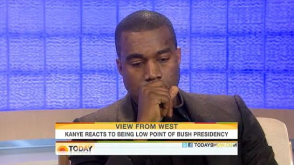 Kanye West Today Show