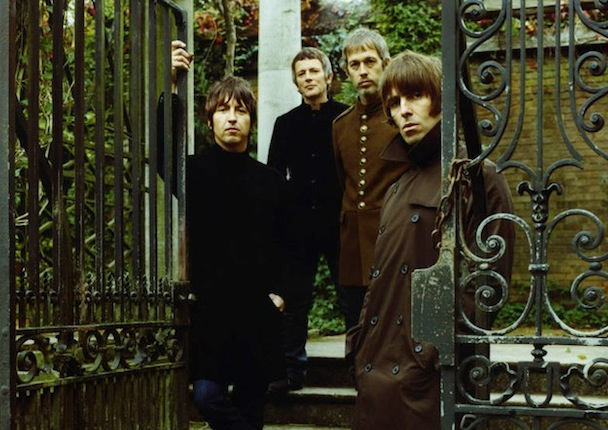 Liam Gallagher's Beady Eye Shares MP3