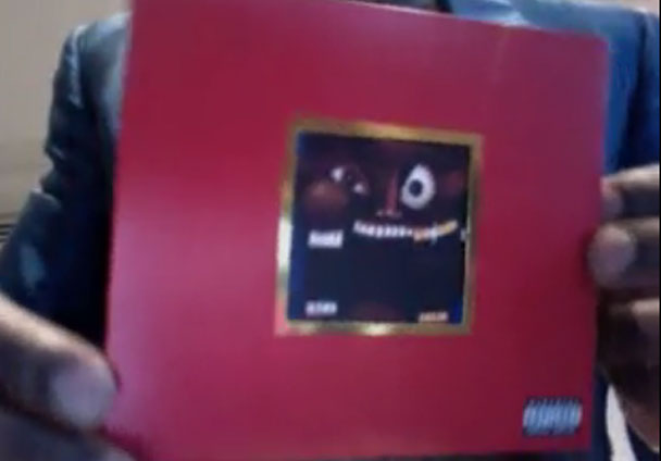 Kanye <em>Dark Twisted Fantasy</em> Leaking, Pre-Order Up