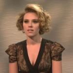 <em>Saturday Night Live</em>: Scarlett Johnasson And Arcade Fire