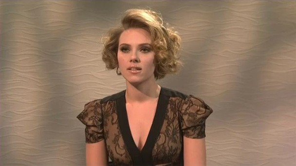 Scarlett Johansson Saturday Night Live