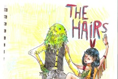 The Hairs Balding College Girls