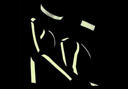 Daft Punk Tron Legacy Poster