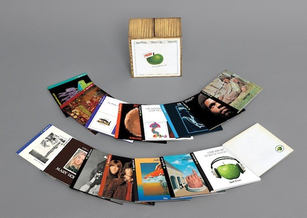 Win A $300 Apple Records Box Set