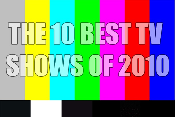 The 10 Best TV Shows Of 2010 - Stereogum