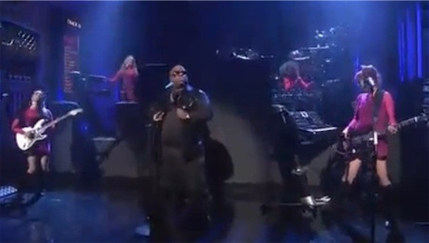 Cee Lo Saturday Night Live