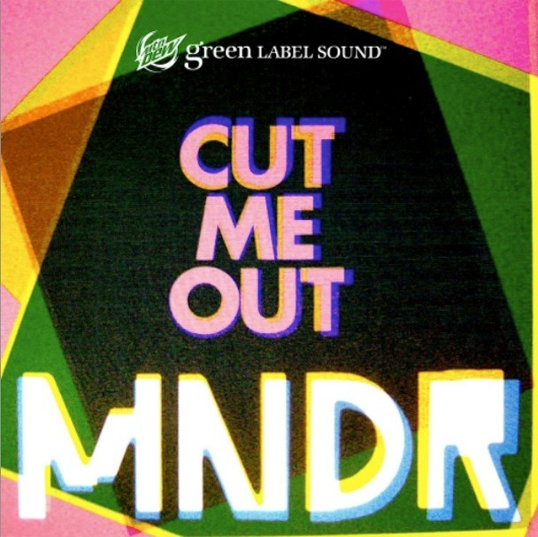 "MNDR - ""Cut Me Out"""