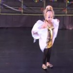 Four-Year-Old Children Perform Madonna Strip-Tease Dances The Darndest Things