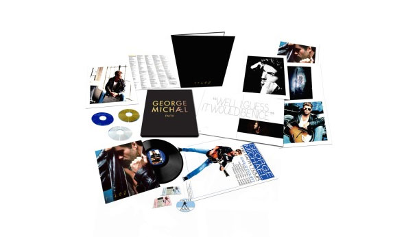 George Michael Faith Box Set