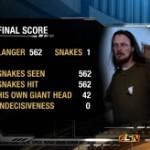 <em>The Onion SportsDome</em>: Meth Addict Vs. Invisible Snakes