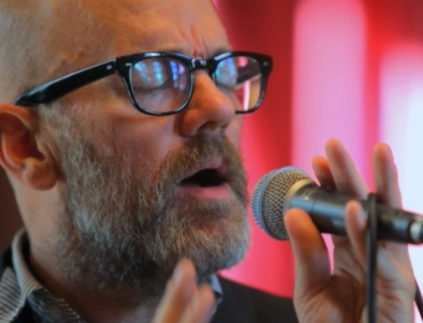 """Watch R.E.M. Perform """"Oh My Heart"""" In Studio (Stereogum Premiere)"""