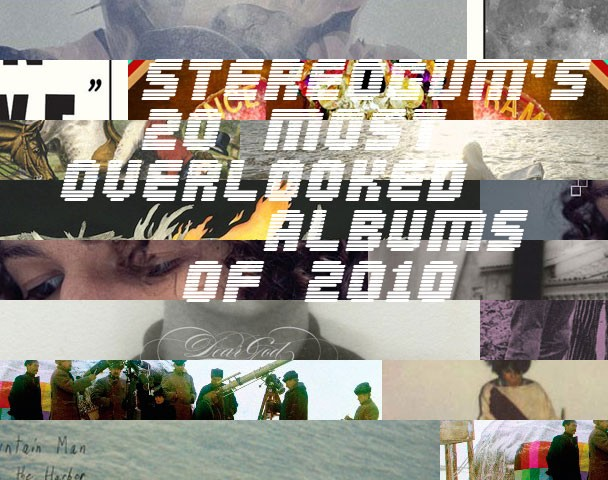 Stereogum's 20 Most Overlooked LPs Of 2010