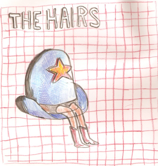 "The Hairs - ""Jack Became A Policewoman"""