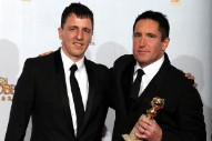 Trent Reznor Wins Golden Globe