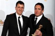 Trent Reznor Wins Golden Globe