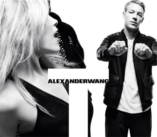 Alexander Wang Ashley Smith Diplo