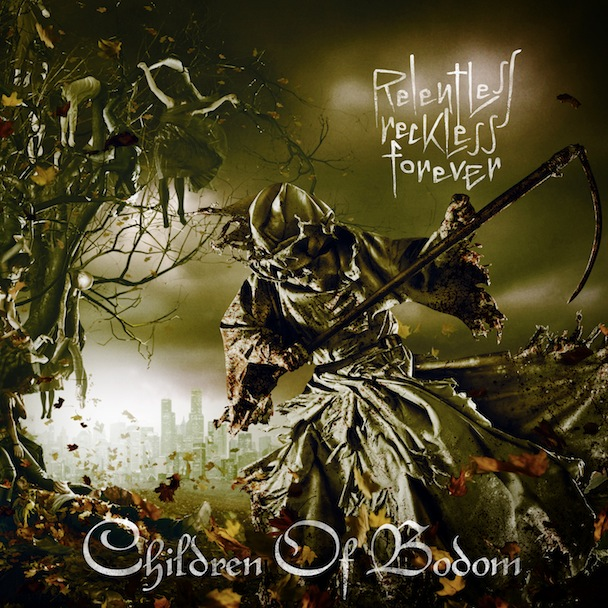 Children Of Bodom - Relentless Rickless Forever