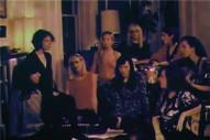 Girl Crisis  (Chairlift, Class Actress, Telepathe, Au Revoir Simone, Acrylics, Apache Beat) Cover Black Sabbath