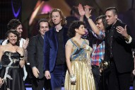 Arcade Fire Win Album Of The Year Grammy
