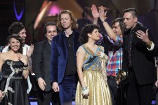 Arcade Fire Win Album Of The Year Grammy