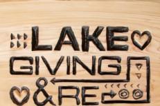 LAKE - Giving & Receiving