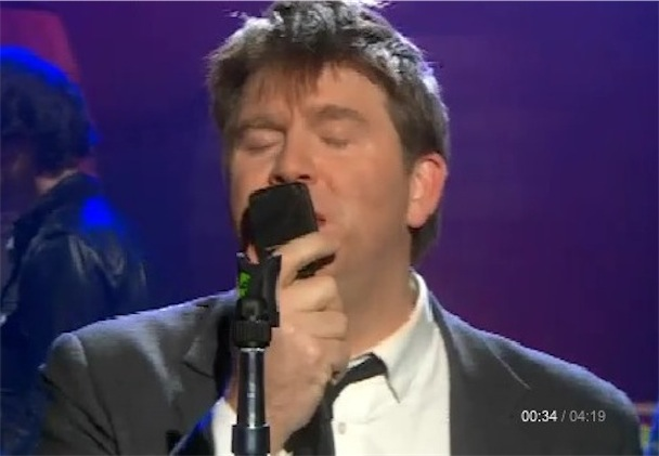 LCD Soundsystem On Colbert