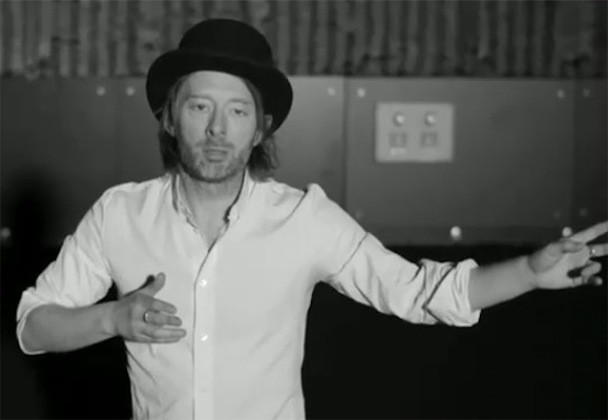"Radiohead ""Lotus Flower"" Video"