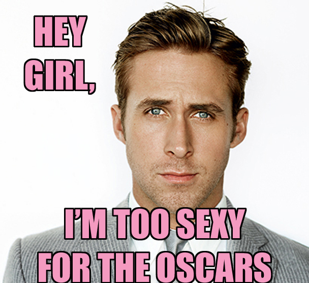 I'd Hit That: Oscar Edition