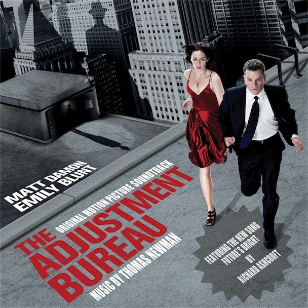 The Adjustment Bureau Album