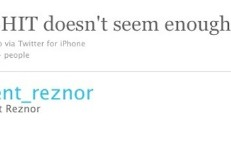 Trent Reznor Oscars