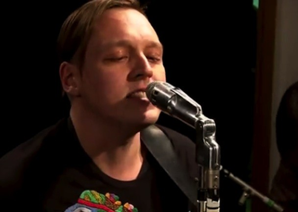 Watch Arcade Fire Unplug On KROQ