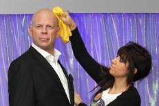 The Videogum <em>Why Don&#8217;t YOU Caption It?</em> Contest: Bruce Willis&#8217; Wax Figure