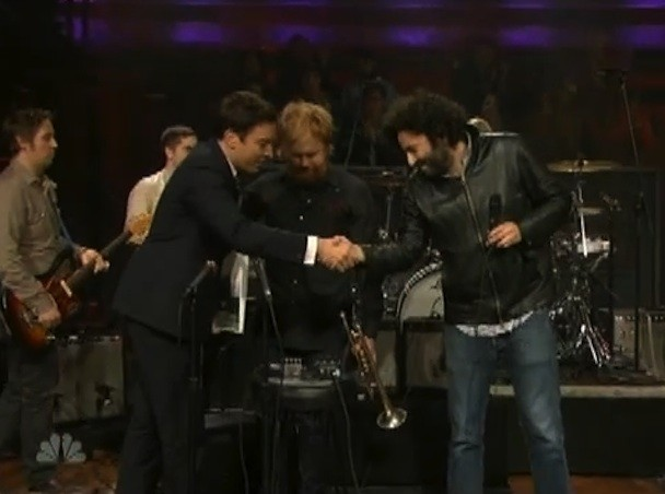Watch Destroyer's TV Debut On Fallon