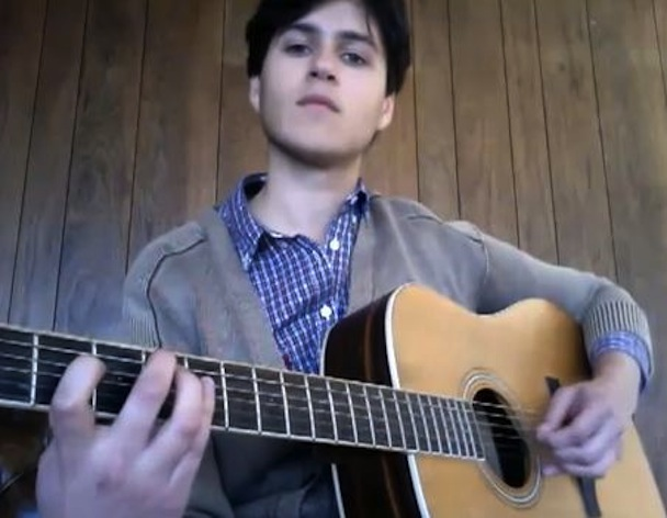 "Watch Ezra Koenig's Passionate Cover Of Dave Matthews' ""Crash"""