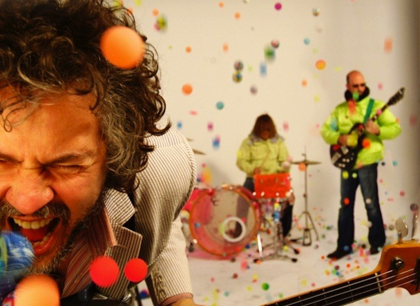 "Flaming Lips ""Two Blobs Fucking"""
