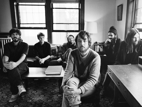 Progress Report: Fleet Foxes