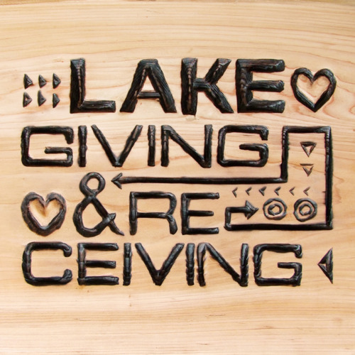 Lake – Giving & Receiving