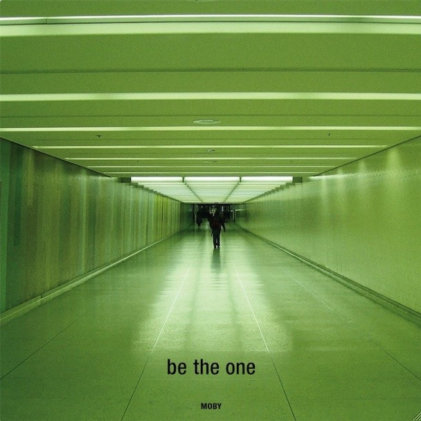 Moby - Be The One EP